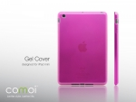 Comoi Design Gel Cover für iPad mini Pink