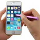 Small Touch Pen Eingabestift für Smartphone Tablet Violett Lila Purple